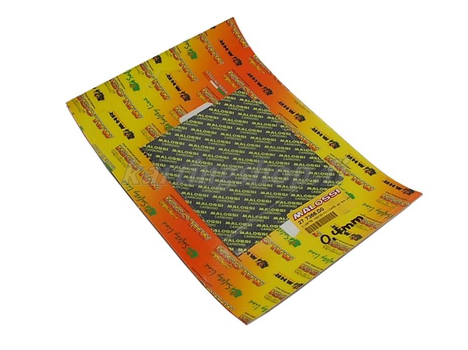 Reed läppä aihio hiilikuitu 100x100x0,5mm 2kpl/paketti