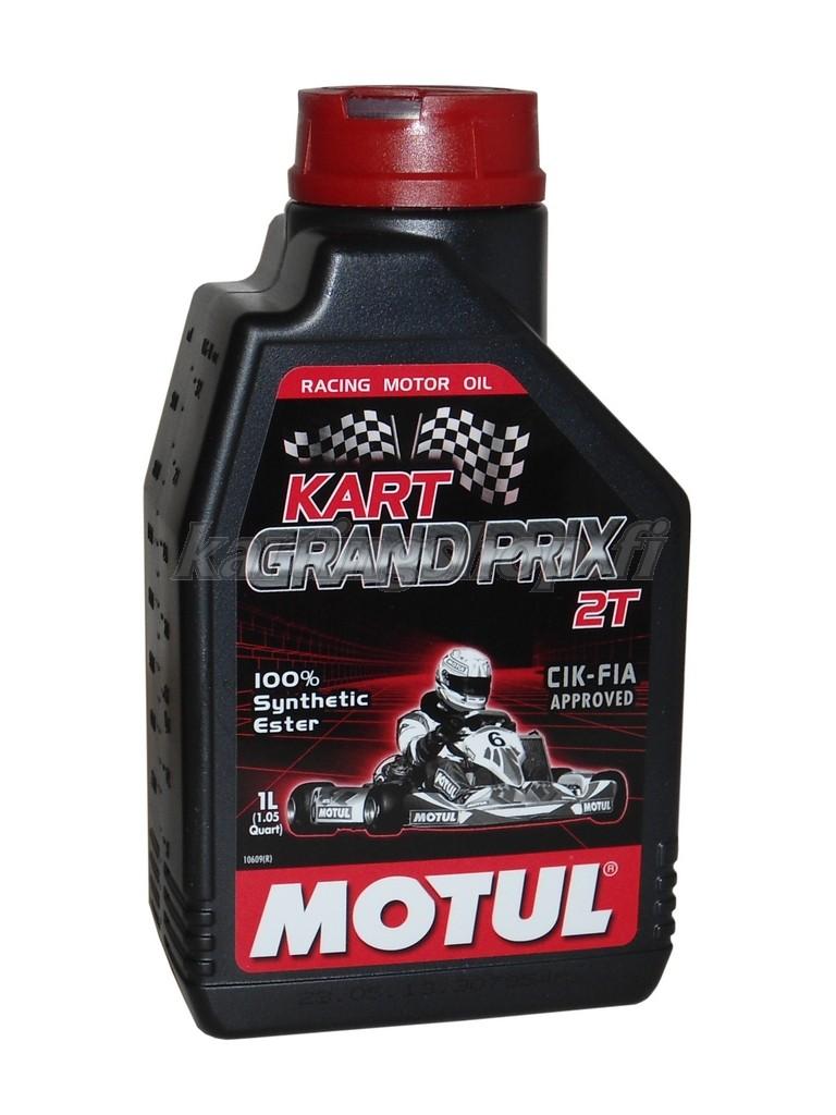 Motul Kart Grand Prix 2T öljy 1l