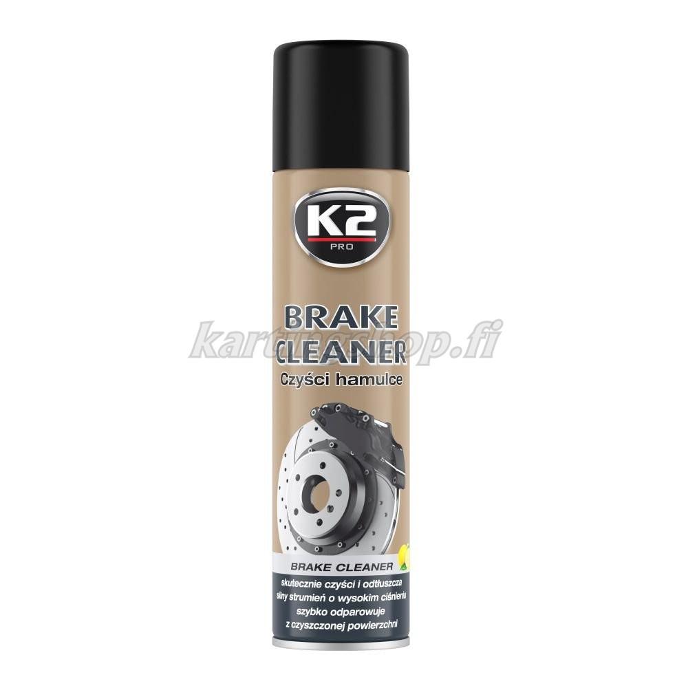 K2 Brake Cleaner 600 ml