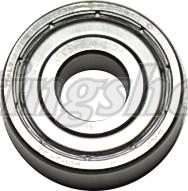 6000-2Z-SKF Laakeri RS7--> olka-akseliin Ø10X26X8
