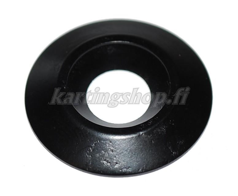 Kartioprikka 8x30mm alumiini musta