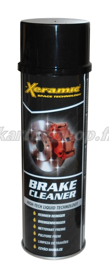 Xeramic jarru puhdistus spray 500ml