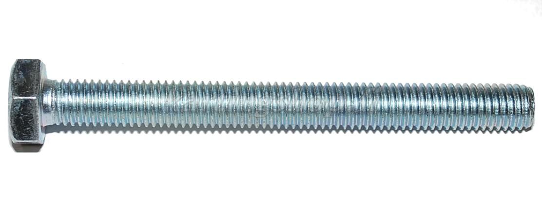M10x100 8.8 Kuusioruuvi täyskierteinen