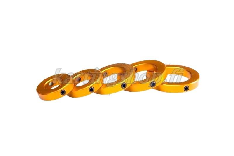 Alfano taka-akselin magneettirengas Ø40mm, A246 anturia varten
