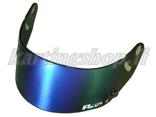 FMV visiiri iridium sininen tumma (käy GP-5 GP-5S SK-5)