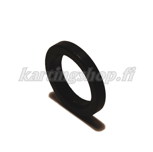 Olkatapin spacer Ø17x4mm