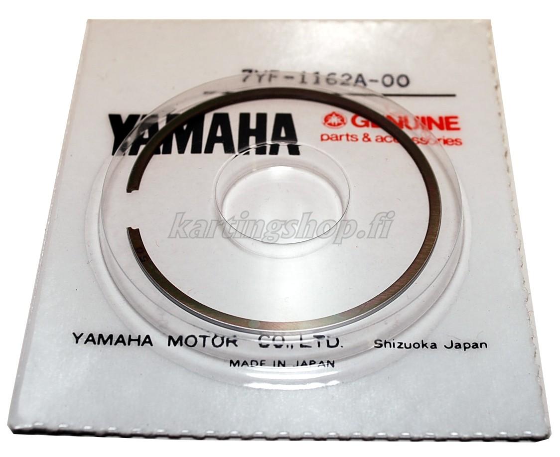Yamaha KT 100 Männänrenkaat