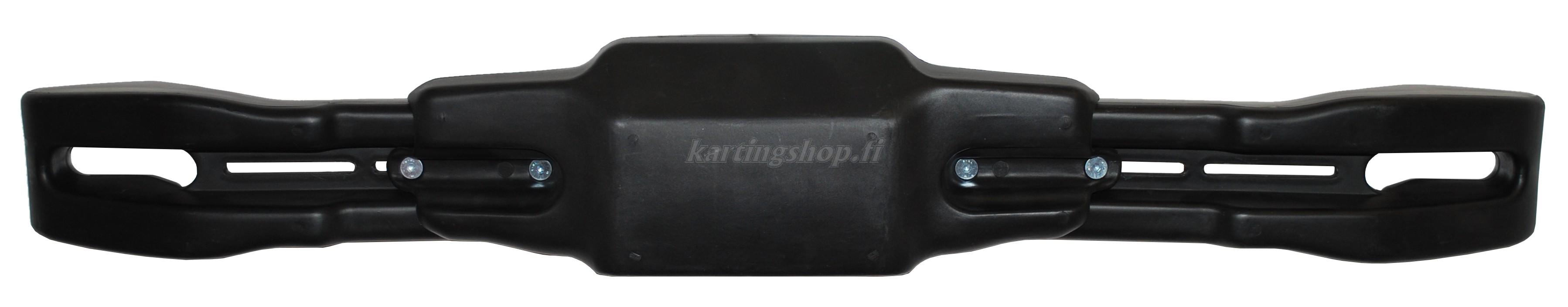 Takapuskuri säädettävä pikkurunkoihin lev. 99,5-117,5cm Mad-Croc Karting 120300
