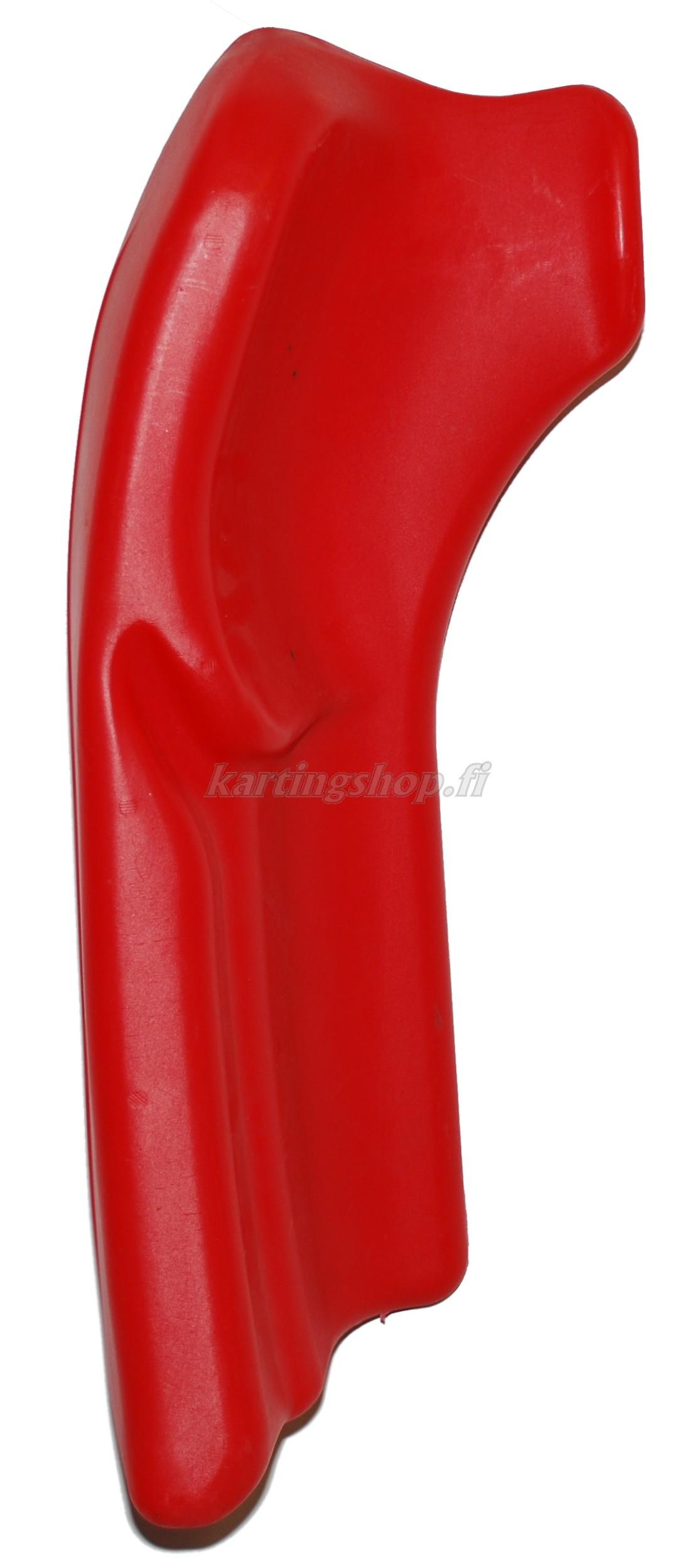 Sivuponttooni NewAge2 vasen , punainen