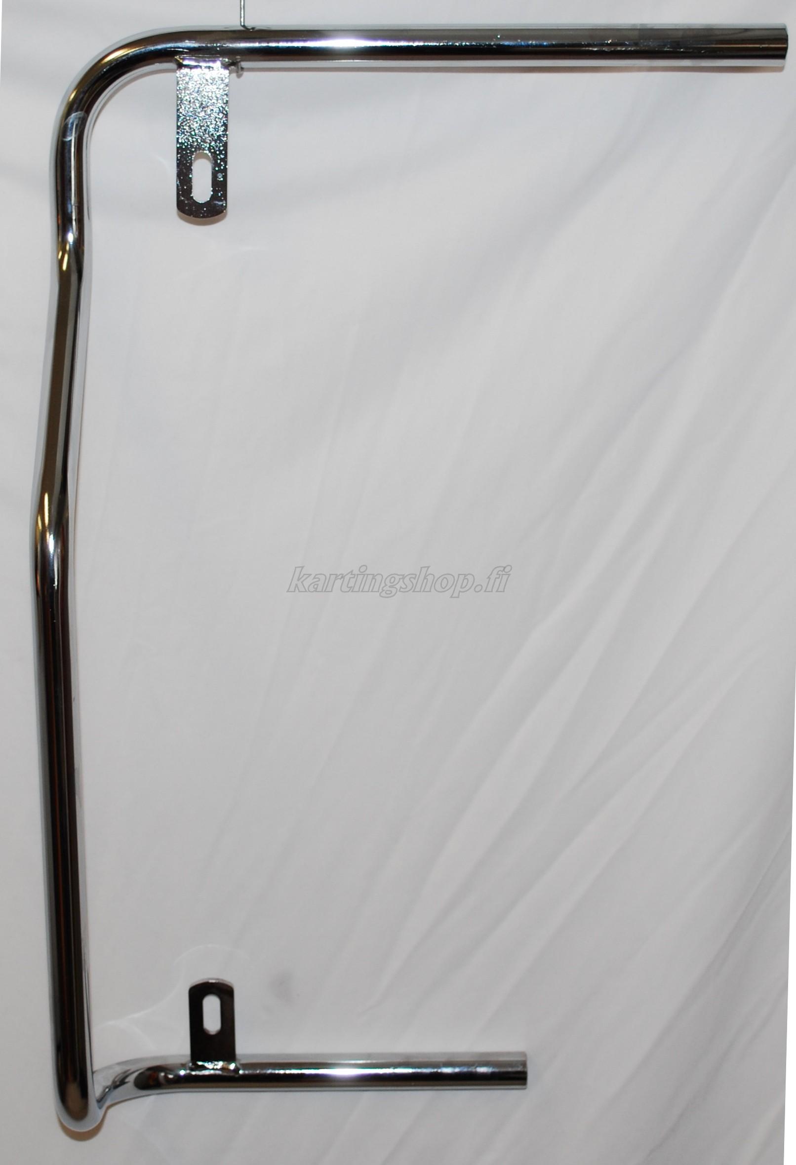Sivupuskuri NewAge2 vasen RS4