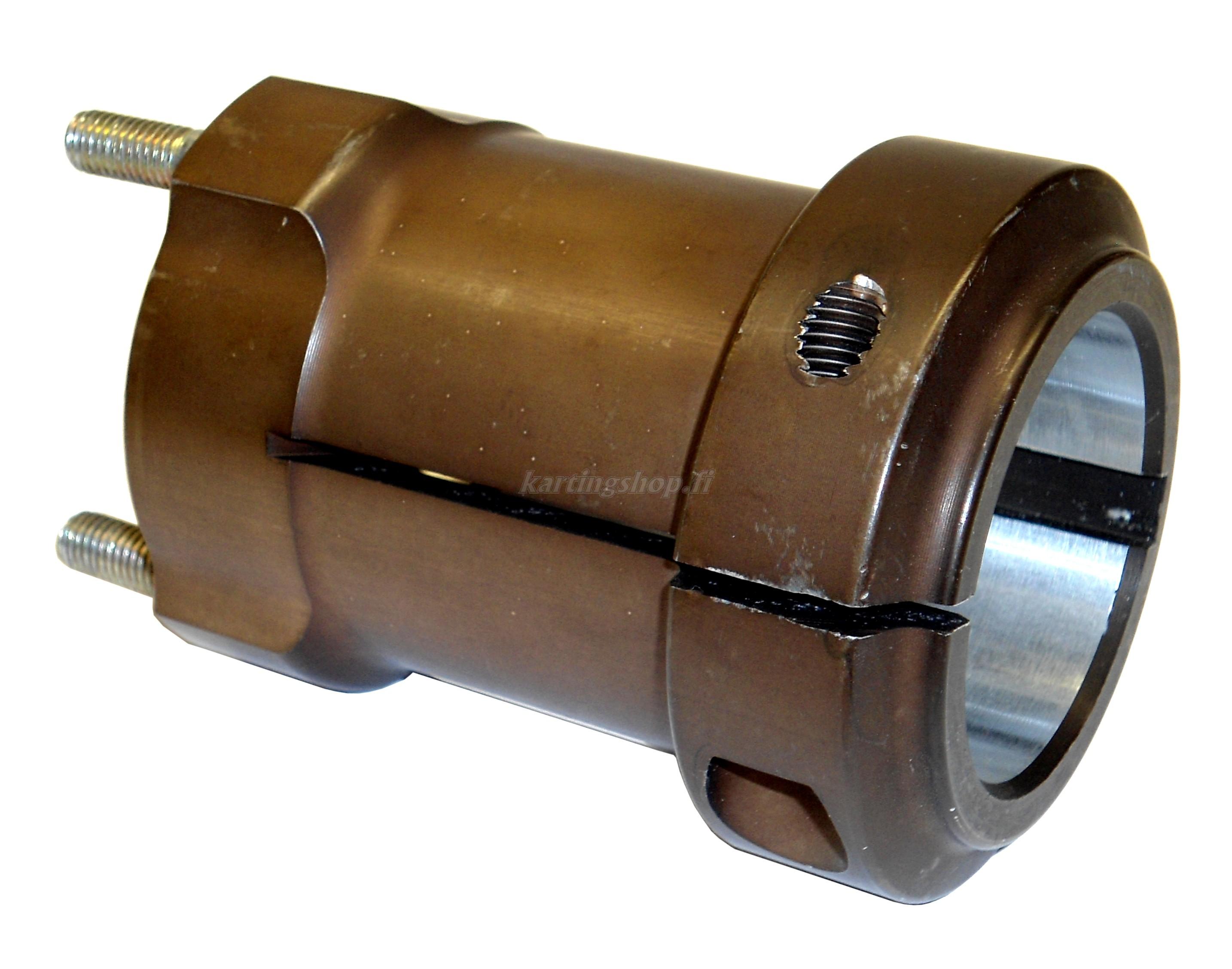 Takanapa alumiini Ø50mm pituus 105mm Maranello, Huom hinta/kappale