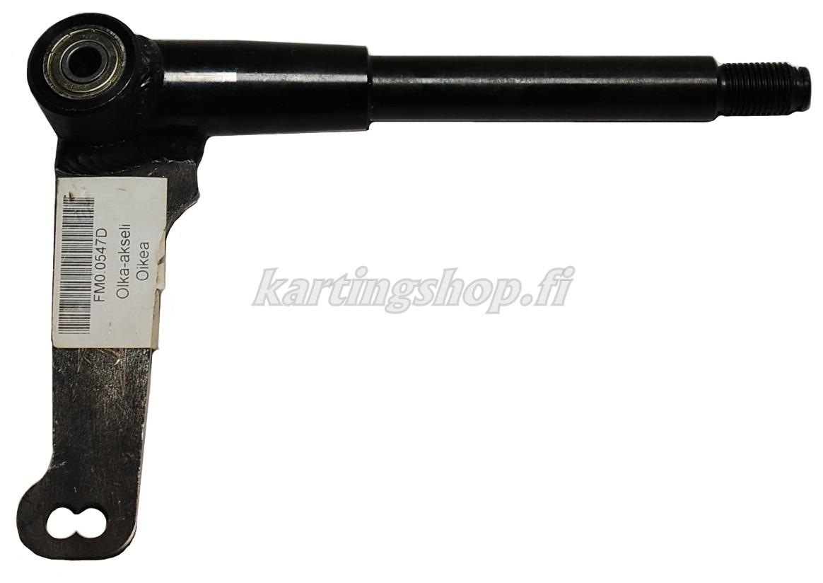 Olka-akseli Oikea Ø17mm Maranello (100cc)