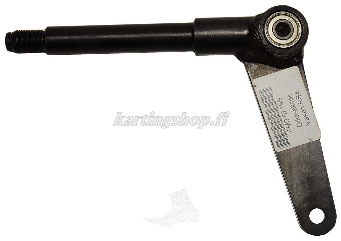 Olka-akseli Vasen Ø17mm Maranello RS4
