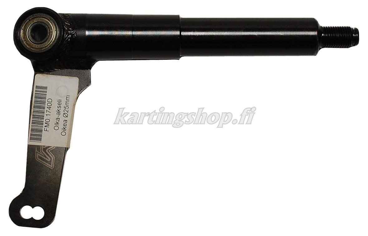 Olka-akseli Oikea Ø25mm Orig. Maranello