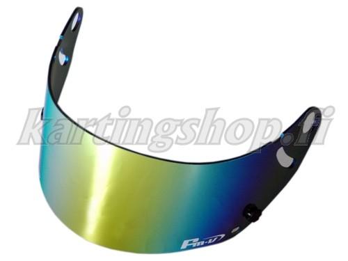 FMV visiiri iridium kulta tumma (käy GP-6 GP-6S SK-6)