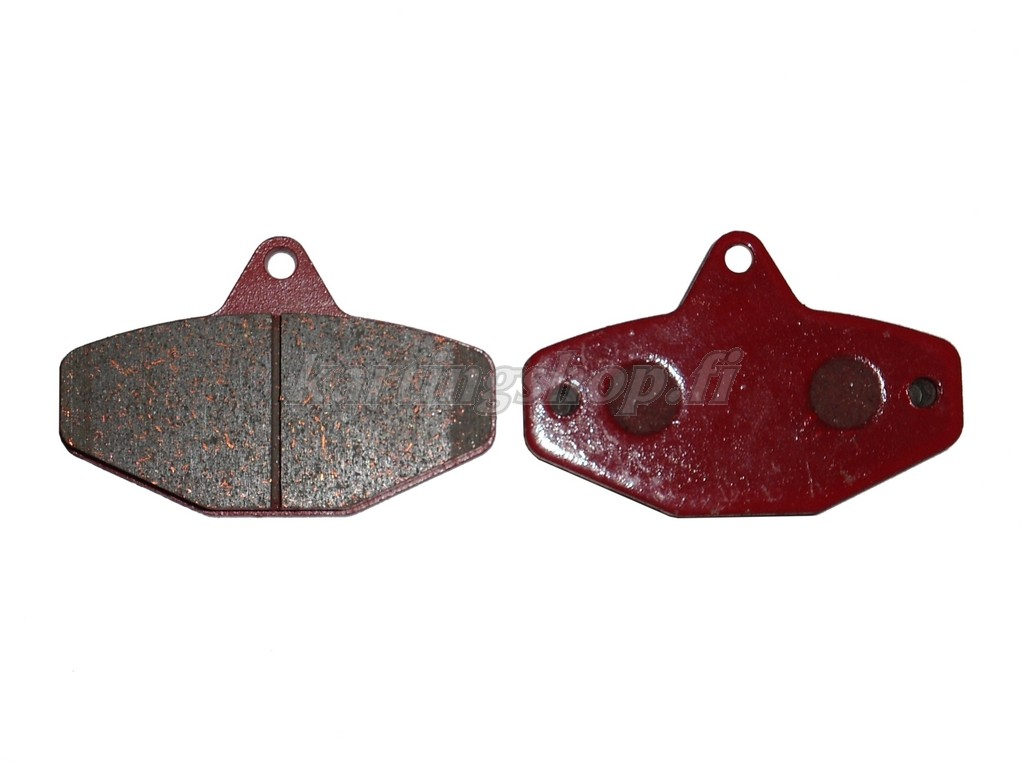 Jarrupalasarja Ven08 punainen, Maranello, CRG (AFS.02000)