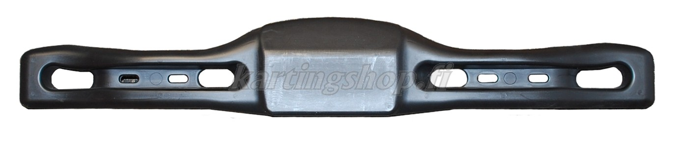 Takapuskuri mini yksiosainen lev.107cm. ei sis kiinnikesarjaa