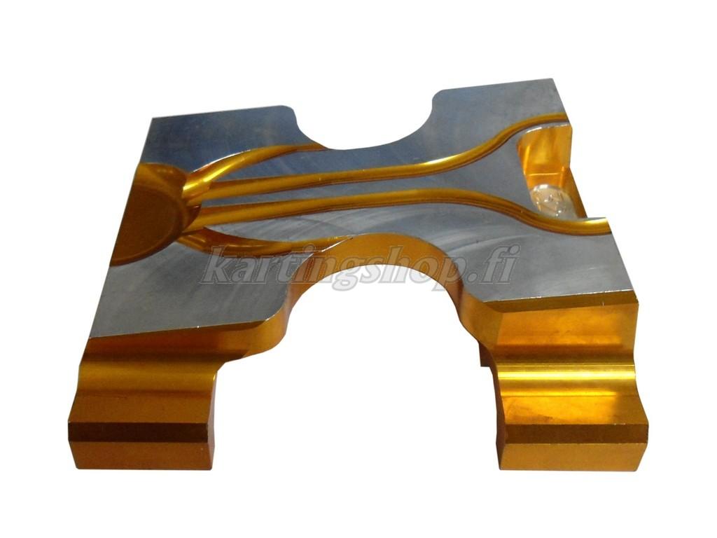 Moottoripukki 32x92 Gold poraamaton