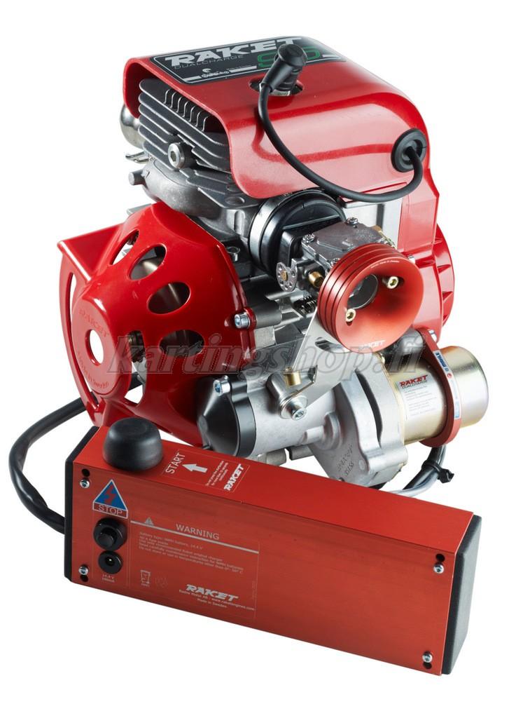 Raket 95 Micro moottori