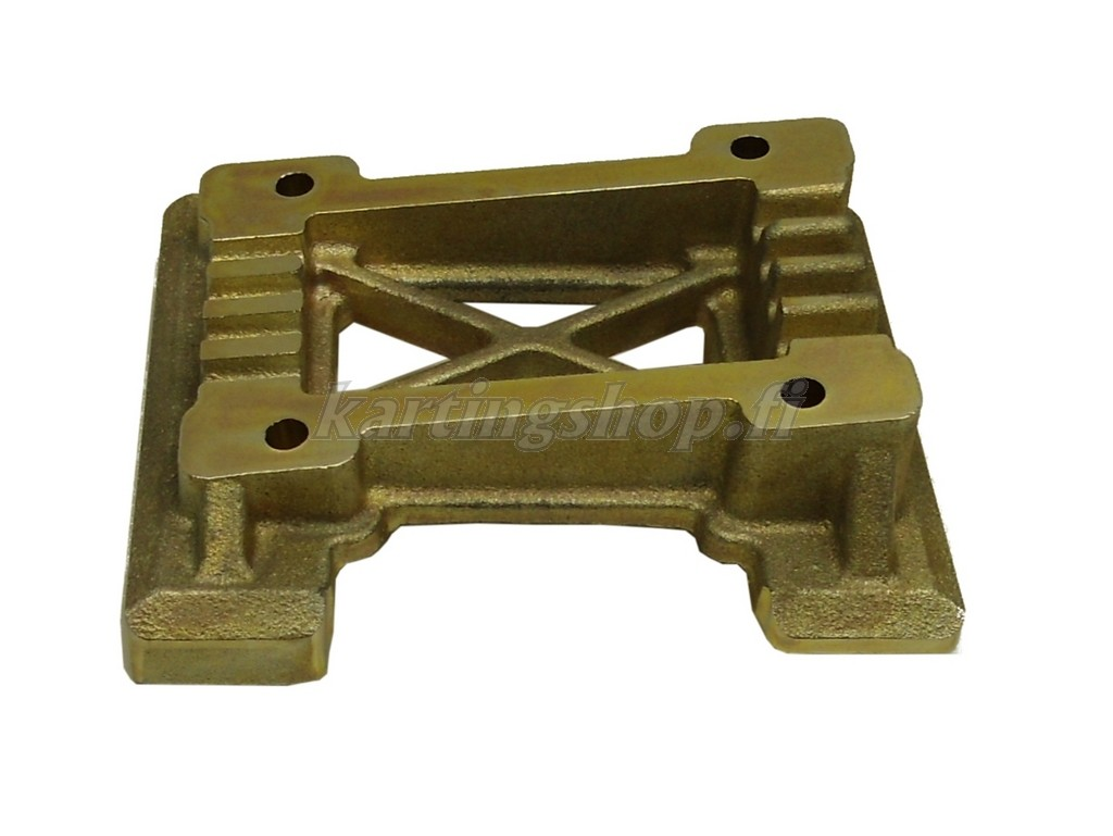 Moottoripukki 30x92 Rotax magnesium poraus 80x102