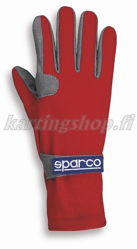 Sparco ajohanska punainen