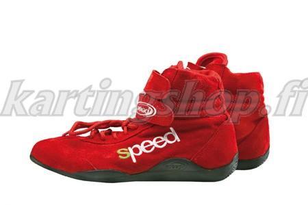 Speed karting ajokenkä punainen