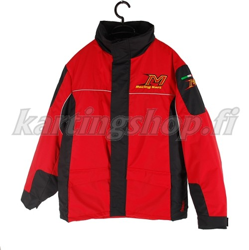 Maranello Talvitakki punainen koko M