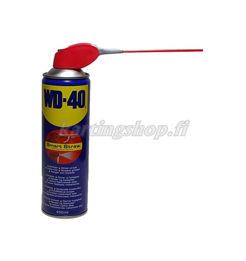 WD-40 yleisvoitelu ja puhdistusaine 450ml pillipullo