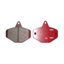 Jarrupalasarja Ven08 punainen, Luokitellut, Maranello, CRG