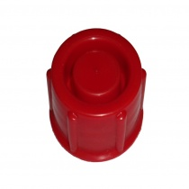 Tankin korkki punainen