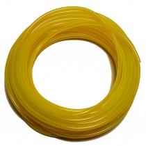 Tygon ylivuotoletku keltainen sisä 2.4mm, kpl=m esim 3kpl ostoskorissa =3m