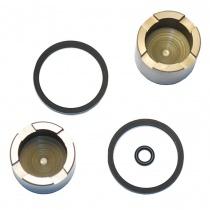 Ven05 jarrusatulan korjaussarja (2-mäntää Ø32x28 ja 2-tiivistettä)
