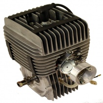 Yamaha KT 100 moottori ei sisällä äänenv.