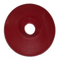 Kartioprikka 8x30mm muovi punainen tai musta