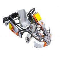 Mad-Croc Karting MC-03 , 950 mm runko + Raket 95