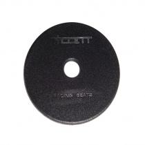Tillett penkin kiinnityksen tukiprikka Ø51mm x 2mm nylon  CIK