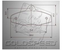 Birel / EA Jarrupalasarja GOLDSPEED  (510)