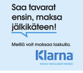 Klarna Pohjosmaiden ykkönen!